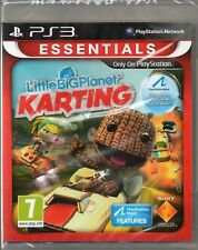 LITTLE BIG PLANET: KARTING GAME PS3 (Move System Compatible) ~ NEW / SEALED