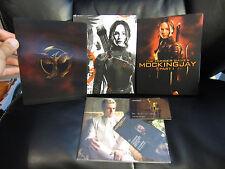 Hunger Games Mockingjay Part 1 FAC FilmArena Blu-Ray Steelbook Mint Full Slip
