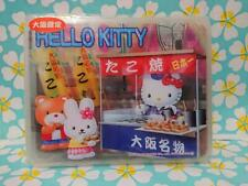 Sanrio Hello Kitty Writing Letter Paper Set in Case Osaka Limited