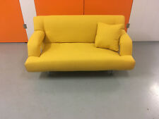 FUTURA QUADRIFOGLIO SOFABED IN YELLOW - OVER 50% OFF!