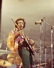 Jimi Hendrix photo - M4782 - One of the most influential electric guitarists