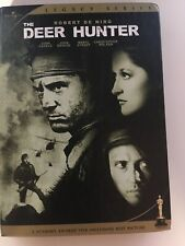 The Deer Hunter 2 Disc Limited Edition Hard CaseNewrareFree Media Mail Ussee Pic