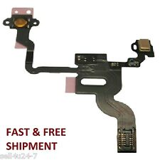 Power Button Poximity Light Sensor Induction Flex Cable for iPhone 4 4G GSM