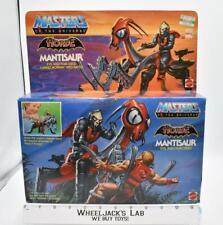 Mantisaur NEW MISB He-Man Masters of the Universe MOTU 1986 Mattel Figure