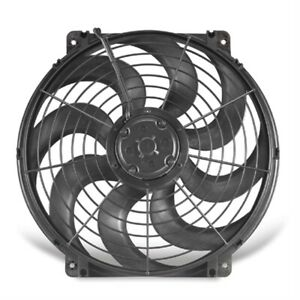 Flex-a-lite 392 Trimline S-Blade Electric Fan