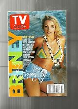 TV GUIDE-6/2000-BRITNEY SPEARS-MO'NIQUE-THE PARKERS-THE DAILY SHOW-FOO FIGHTERS