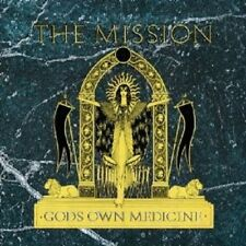 THE MISSION - GOD'S OWN MEDICINE  CD NEW+