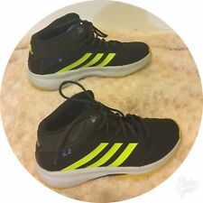 Adidas Men's Sneakers Black Running Lime Shoes Size 6.5 US (S 32-45)