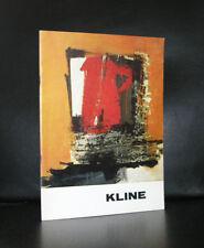 Stedelijk Museum# FRANZ KLINE # Sandberg,1963, nm