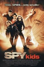 "SPY KIDS - 27""x40"" Original Movie Poster One Sheet Antonio Banderas 2001"