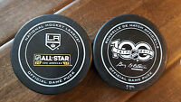 2017 SHERWOOD ALL STAR GAME LOS ANGELES KINGS VARIATION OFFICIAL GAME PUCK RARE