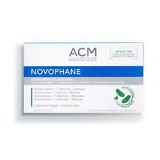 ACM Capsules Food Supplement Hair Nails Restores Strength Minerals Zinc 60 pcs