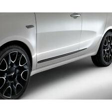 Modanature Laterali Brunite ORIGINALI Lancia Ypsilon set 4pz New Ita