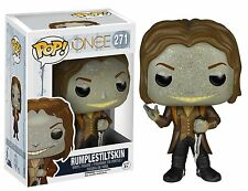Funko Pop Once Upon a Time Rumplestiltskin Vinyl Figure 271 NEW