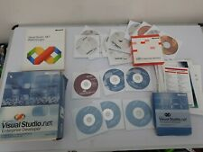 More details for microsoft visual studio enterprise 2003 pack with no product keys - see photos.