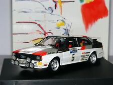Trofeu 1604 Audi Quattro Winner 1981 Lombard RAC Rally #5 1/43