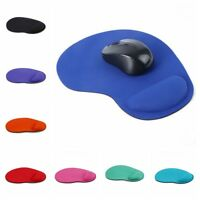 Ergonomic Mice Mat Comfortable Wrist Support Mouse Pad Anti Slip For Laptop PC
