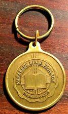 Nazarene Bible College Colorado Springs Medal / FOB / Jesus Christ as Lord