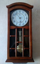 Swiss wall clock TIMEMASTER.