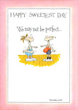 Perfect For Each Other - Recycled Paper Greetings Funny Sweetest Day Card