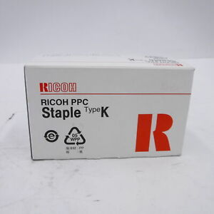 Genuine Ricoh PPC Staple Type K 410801 Cartridge Assembly503R-AM NEW