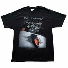 More details for hanes roger waters the wall 2010 30th anniversary s/s band t-shirt large mens