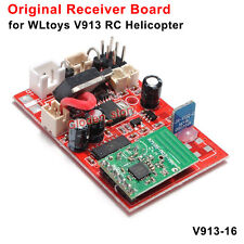 New Receiver Board Main Board for WLtoys V913 RC Helicopter Spare Parts V913-16