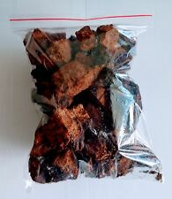 Chaga Mushroom Wild Harvested Dried Chunks Organic 8 Oz Siberian Birch 3- 5 Cm