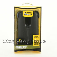 OtterBox Defender Motorola Moto X 2nd Gen Hard Case w/Holster Belt Clip (Black)