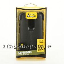 OtterBox Defender Rugged Hard Case Cover w/Belt Clip for Motorola Moto X 2 Black