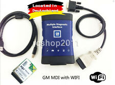 New Diagnostic Tool for GM MDI TECH3 without Software GM Opel Saab Isuzu DHL DE