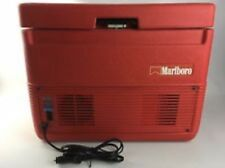 Vintage Marlboro S232 Coleman Heating & Cooling 12 Volt Ice Chest Cooler New!