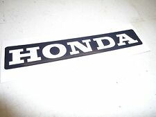 HONDA ODYSSEY FL250 FL 250 ATV SNORKEL VINYL DECAL STICKER WHITE