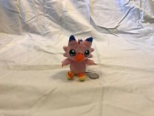 Biyomon—Digimon Zag Toy Mini Plush Collectible, Unboxed