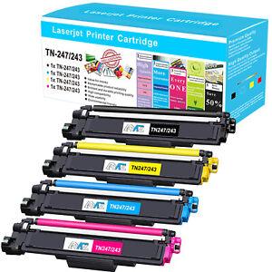 XXL Toner für Brother TN247 TN243 MFC-L3750CDW L3770CDW DCP-L3550CDW HL-L3210CW
