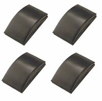 Hyde Tools 45395 Heavy Duty Rubber Sanding Block, 4 Pack