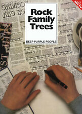 DEEP PURPLE PEOPLE BBC TWO TV ROCK DOCUMENTARY ROCK FAMILY TREES + IN REVIEW DVD