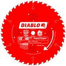 "NEW FREUD D1040X 10"" INCH X 40 TOOTH DIABLE RIPPING CUTTING CIRCULAR SAW BLADE"