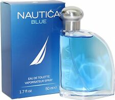 NAUTICA BLUE 1.7 OZ EDT SPRAY FOR MEN BY NAUTICA & NEW IN A BOX