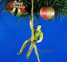 Decoration Ornament Xmas Tree Decor Jurassic Park Dinosaur Dr. Alan Grant *K490