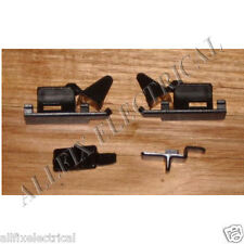 Chateau Grange Rangehood Black Filter Clips & Latch Kit - Part # 103120BL
