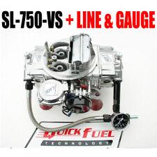 QUICK FUEL SL-750-VS TECHNOLOGY SLAYER SERIES 750 CFM GAS VACUUM LINE & GAUGE