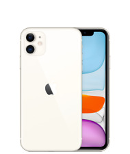 NEW Apple iPhone 11 128GB White Factory Unlocked Fast Shipping !