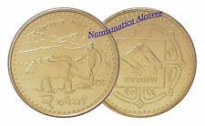Nepal 2 Rupees rupias 2006 KM#1188  SC / UNC