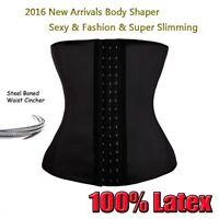 Womens Vest Waist Trainer Body Shaper Tummy Control Girdle Slimming Belt Sport