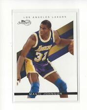 2008-09 Topps Signature #TSMJ Magic Johnson Lakers /2325