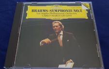 Carlo Maria Giulini - Brahms - Symphony No.2 (LAPO) -  DG  400 066-2
