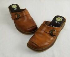 Earth Shoe Womens US Size 7.5 Gelron 2000 Comfort First Slip On Shoes
