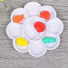 1 Stk Farbenpalette Nail Art Mischpalette Palette Nageldesign Acryl Zubehör