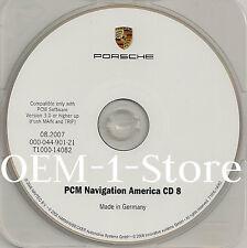 03 2004 PORSCHE 911 CARRERA 4 4S CAYENNE BOXSTER NAVIGATION NAV CD MAP 8 BRASIL